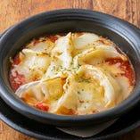 クワトロチーズ餃子