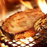 ベル豚自慢のお肉料理の数々