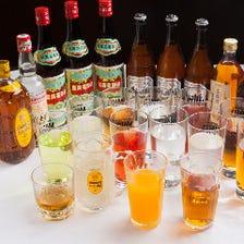 ≪飲み放題メニュー≫