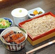 【期間限定】ミニうな丼セット(浜名湖産)