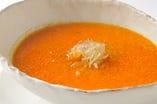 季節のふかひれスープ