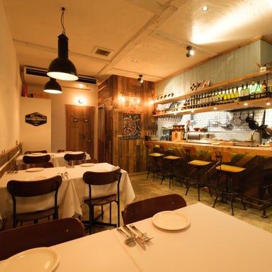 スペイン料理店 タンボラーダ  こだわりの画像