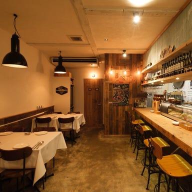 スペイン料理店 タンボラーダ  店内の画像