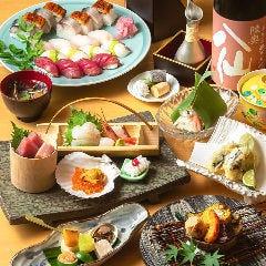 魚と肴と酒処 八仙