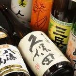 九州といえば焼酎! めったに飲めない希少酒から定番まで!!