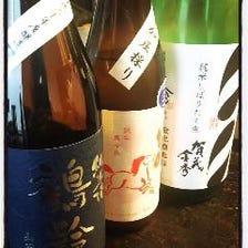こだわりの生牡蠣と日本酒で乾杯