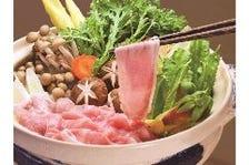 京・都もち豚を使った土鍋