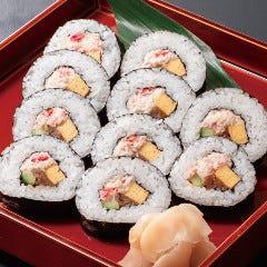 かに太巻き寿司10貫