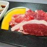 道産サフォーク羊肉
