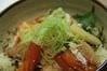 海鮮ぶっかけ丼定食
