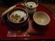 福山の郷土料理 うずみ釜飯