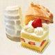 店舗ではお土産にお勧めのテイクアウトケーキも販売しています。