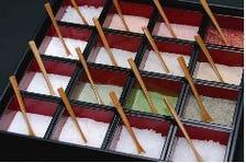 16種類のオリジナル塩しゃぶ