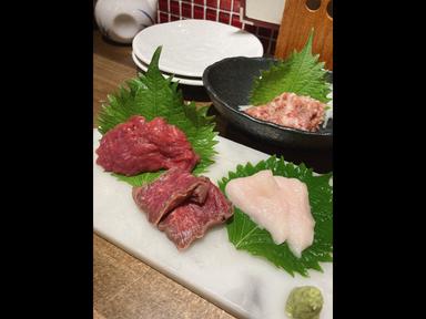 長崎 肉寿司  メニューの画像