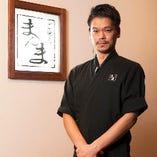 【和食一筋】 料理長こだわりの料理の数々をご賞味ください。