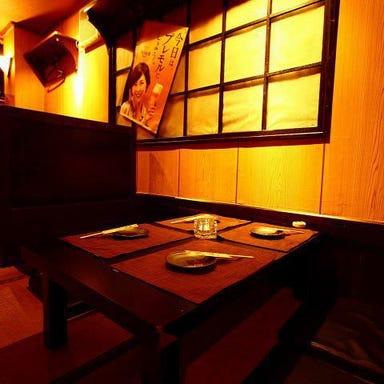 炭火焼 地鶏専門店 個室居酒屋 鳥丸 ‐とりまる‐ 水道橋店  店内の画像