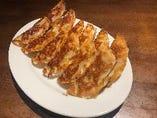 カリカリ焼餃子