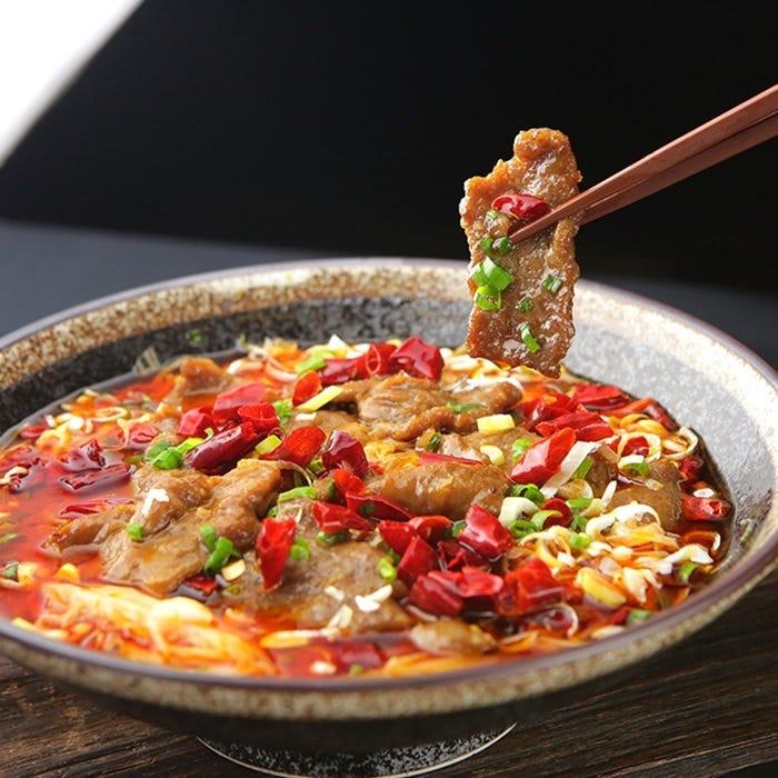 達人が創る伝統的な広東料理