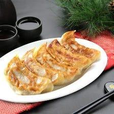 唐苑特製焼き餃子
