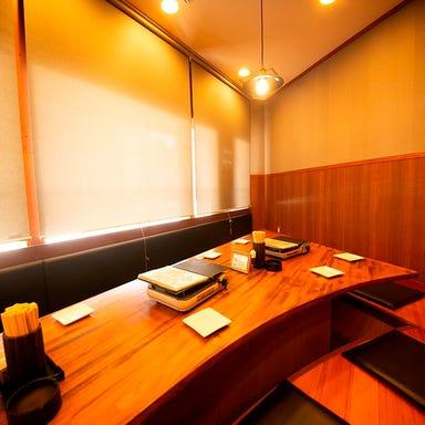 九州郷土料理と宴会個室 わらじや 京橋本店 店内の画像
