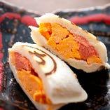 博多明太子の卵サンド