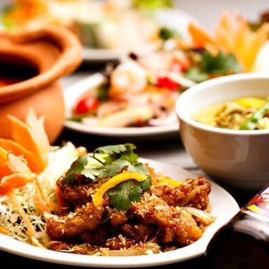 本場タイ&アジアン料理 Asiatique(アジアティーク)立川店 コースの画像