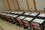 20名様~36名様までのお座敷 椅子席又は座布団席選べます。