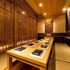 完全個室 天鮨 六本木店
