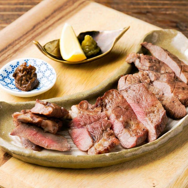 肉料理との相性◎!!肉食もご満足
