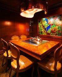 ステーキ&ワイン オクソン  店内の画像