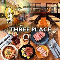 THREE PLACE -スリープレイス-名駅店