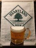 """ハートランドと言えば瓶を想像する方が多いと思いますが、なんと〝生ビール""""で味わえちゃうんです♪ハートランド生ビール¥580(500ml)"""