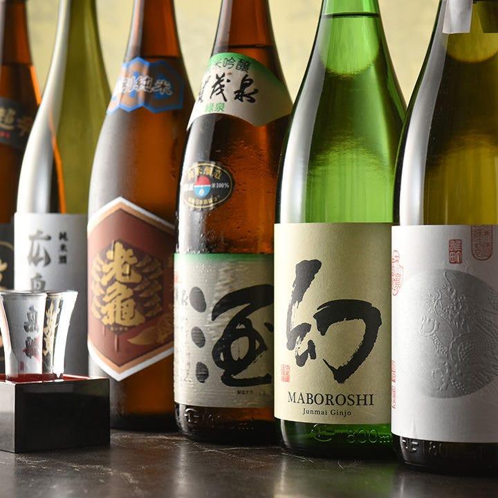 広島産の銘酒11種を取り揃え!