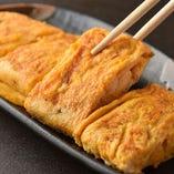 シンプル・イズ・ベスト。フワフワに焼き上げた玉子に染み込む出汁の味を堪能♪