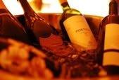 ワインもシャンパンも!