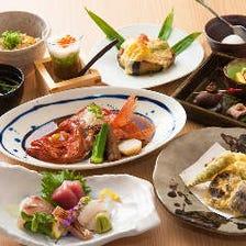 選りすぐり食材をお料理4.500円代~