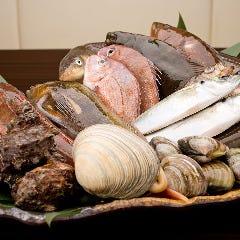 地魚と地野菜 心屋 上通り店