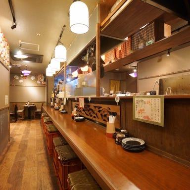 鶏と魚の居酒屋 うちわ JR尼崎アミング店 店内の画像