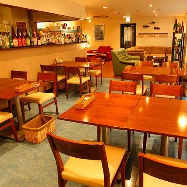 Restaurant Cafe CARO  店内の画像