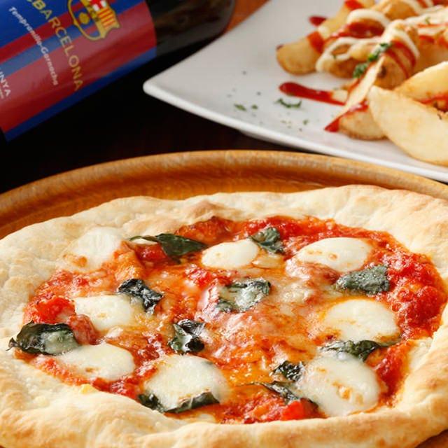 ピッツァも充実!本格イタリアン♪