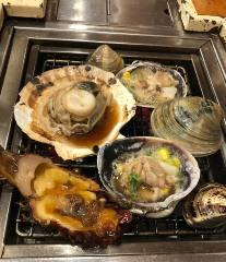 貝鮮茶屋 貝族料理 みのしょう