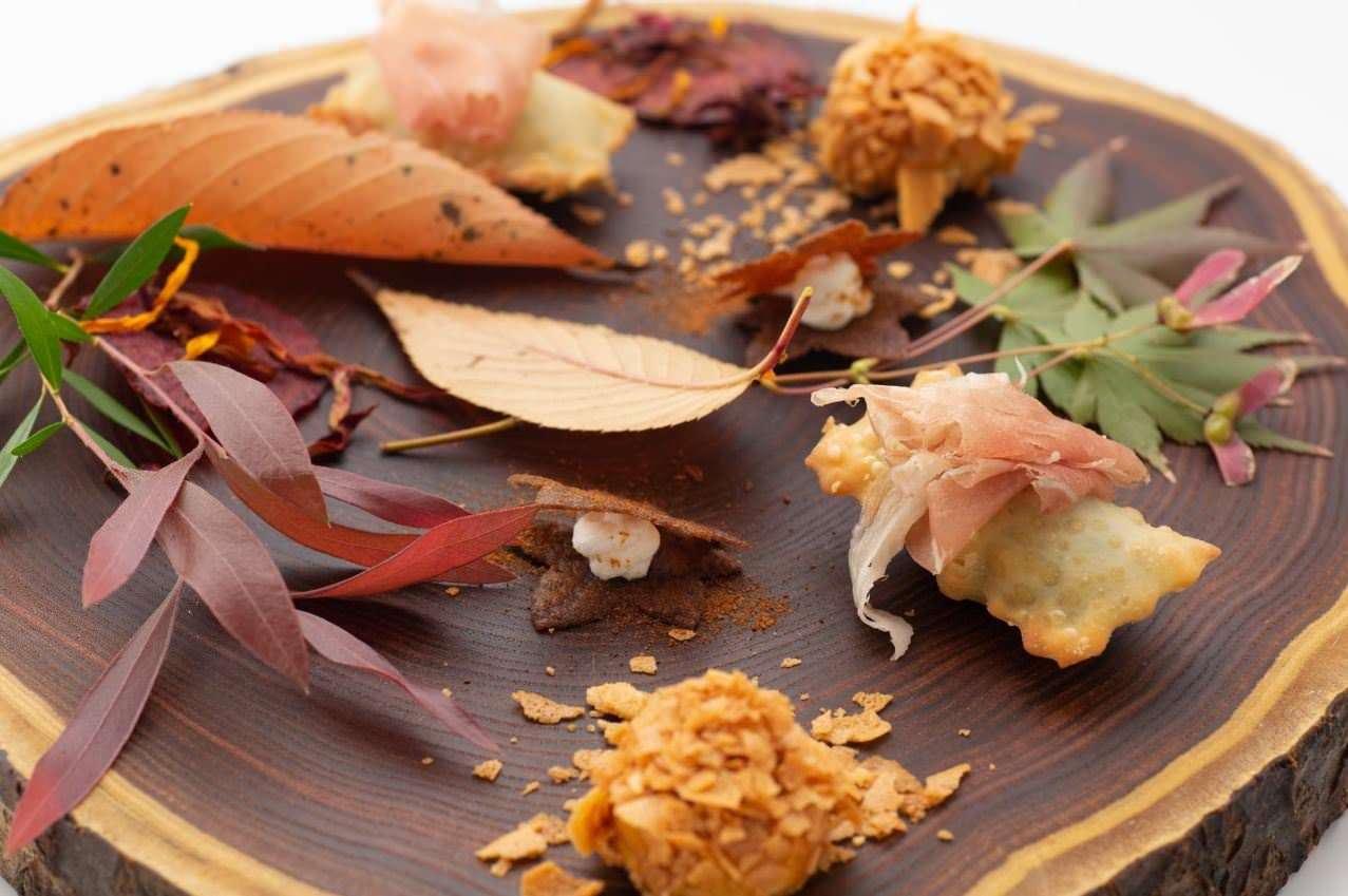 南仏クラシックがベースのコース料理