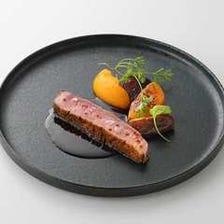 Menu Degustation《おまかせディナーコース》9,020円(税込)