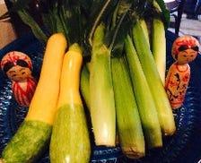 季節を楽しむ「旬のお野菜たち!!」