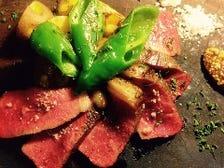 こだわりの熟成肉「十勝ハーブ牛」
