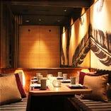 【会社宴会・デート・合コン】寛ぎの和個室からプライベート個室まで2名~最大60名様