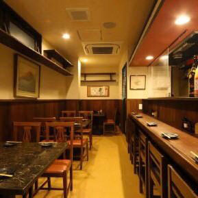焼鳥酒場 笑 神戸三宮  店内の画像