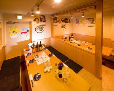 旬の鮮魚と個室 楽の宴 神田総本店 こだわりの画像