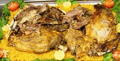 アラビアレストラン ゼノビア  コースの画像