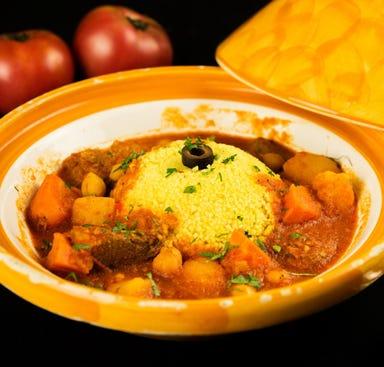 アラビアレストラン ゼノビア  メニューの画像